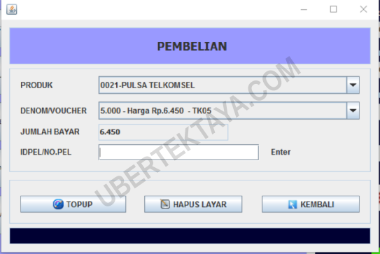 pulsa, paket data, voucher